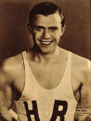 Lau Lauritzen Jr. - Promotional Photo of Lau Lauritzen  for the 1935 film Weekenden