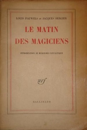 The Morning of the Magicians - Cover of the first edition