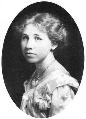 Lilian Jeannette Rice - Lilian Jeannette Rice circa 1910