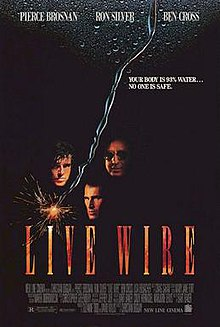 Live Wire (1992 film) poster.jpg