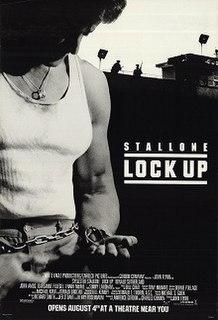 <i>Lock Up</i> (1989 film) 1989 film by John Flynn