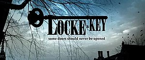 Locke & Key (TV pilot) - Image: Lockeandkeylogo