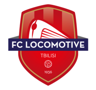 FC Locomotive Tbilisi - Image: Locomotive logo