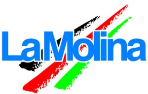 La Molina (ski resort) - Image: Logo La Molina