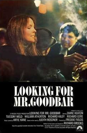Looking for Mr. Goodbar (film) - Theatrical release poster
