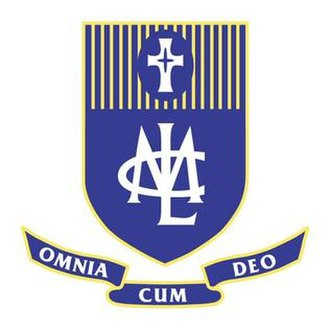 Mount Lilydale Mercy College - Image: MLMC logo crest