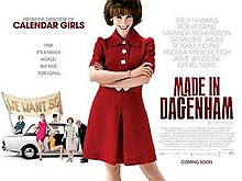 220px Made in dagenham poster The Equality Act: Here at Last   Worth the Wait?   sex discrimination equality