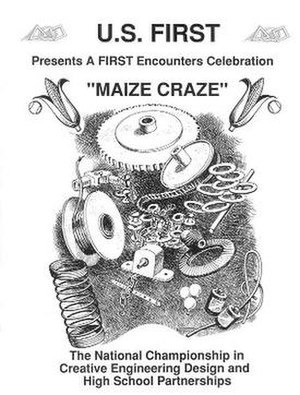 Maize Craze - Image: Maize Craze Logo