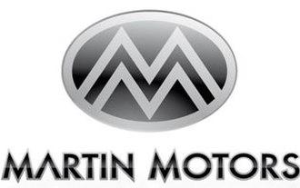 Martin Motors - Image: Martins Motors logo