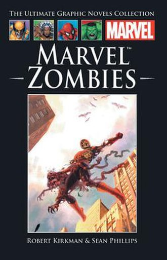 "The Official Marvel Graphic Novel Collection - Issue 22, Volume 48: ""Marvel Zombies"""