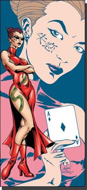 Roulette (DC Comics) - Image: Mb Roulette