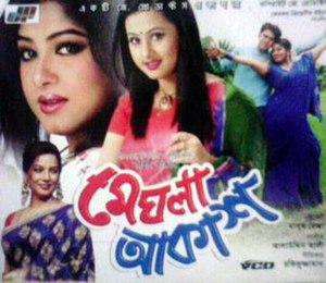 Meghla Akash - VCD Cover