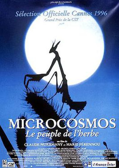 Picture of a movie: Microcosmos