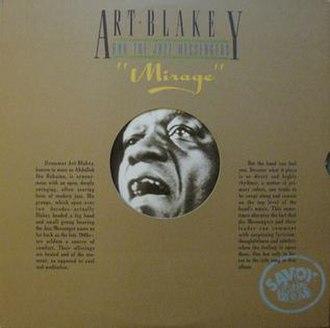 Mirage (Art Blakey album) - Image: Mirage (Art Blakey album)