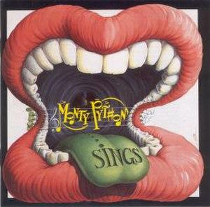 Monty Python Sings - Image: Montypythonsings