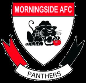 Morningside Australian Football Club - Image: Morningside afc logo