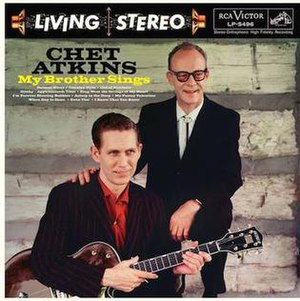 The Guitar Genius - Image: My Brother Sings Chet Atkins