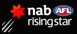 AFL Rising Star - Image: NAB Rising Star Logo