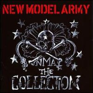 The Collection (New Model Army album) - Image: NMA collection