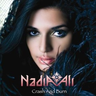 Nadia Ali — Crash and Burn (studio acapella)