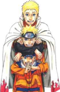 "Naruto Uzumaki Fictional and main character of ""Naruto""."