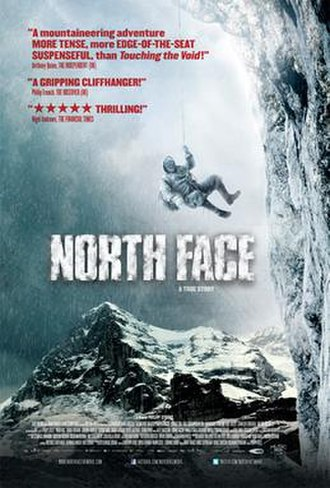 North Face (film) - Theatrical release poster