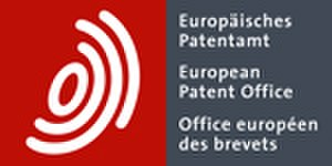 European Patent Office - Image: Official European Patent Office Logo