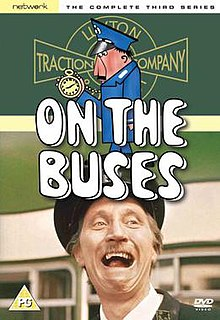 <i>On the Buses</i> (series 3) season of television series