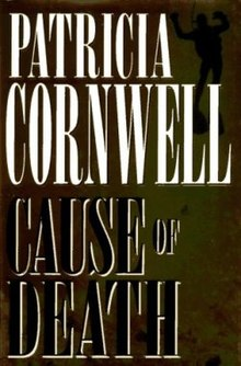 Patricia Cornwell - Cause of Death.jpg