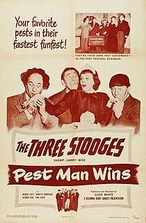 <i>Pest Man Wins</i> 1951 film by Jules White