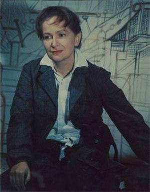 Hedda Sterne - Hedda Sterne 1947 photograph by Margaret Bourke-White