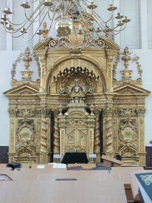 Torah ark - Bnei Brak, Israel