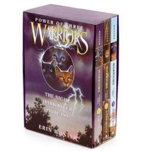 Warriors: Power of Three - Image: Powerof Threebox