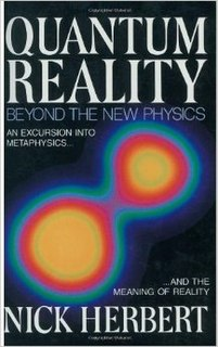 <i>Quantum Reality</i> popular science book by physicist Nick Herbert