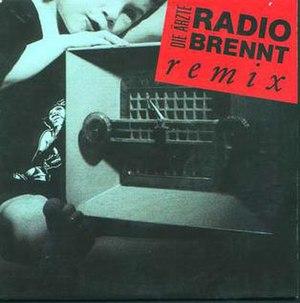 Radio brennt - Image: Radiobrennt