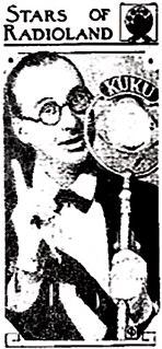 Raymond Knight (radio) American radio personality