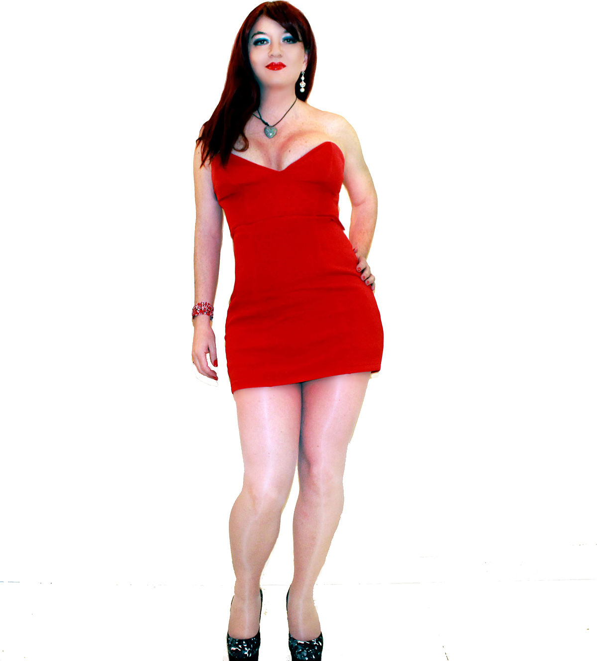 Red dress effect - Wikipedia