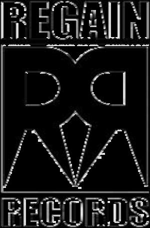 Regain Records - Image: Regain label
