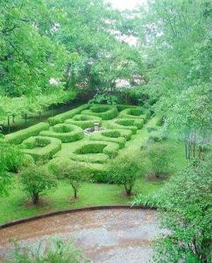 Reverie (Marion, Alabama) - Knot Garden