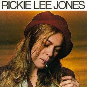 Rickie Lee Jones (album) - Image: Rickie Lee Jones 1979 debut album cover