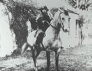 <i>The Romantic Story of Margaret Catchpole</i> 1911 film by Raymond Longford