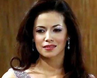 Sabrina Santiago - Image: Sabrina makeover
