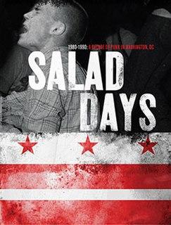 <i>Salad Days</i> (film) 2014 film by Scott Crawford