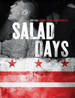 Salad Days (film) - The movie poster for Salad Days.