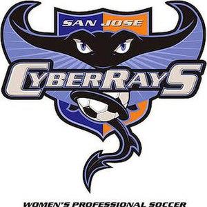 San Jose CyberRays - Image: San Jose Cyber Rays 100