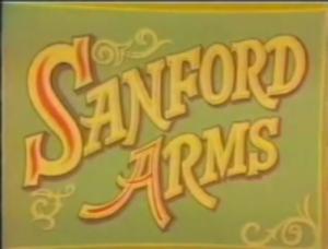Sanford Arms - Image: Sanford Arms TV Title