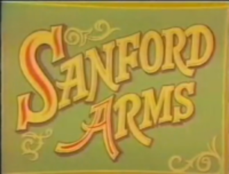Sanford Arms - Image: Sanford Arms TV Title