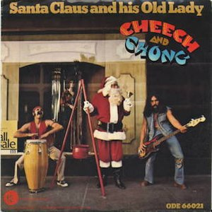 Santa Claus and His Old Lady