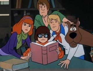 <i>Scooby-Doo</i> American animated cartoon franchise