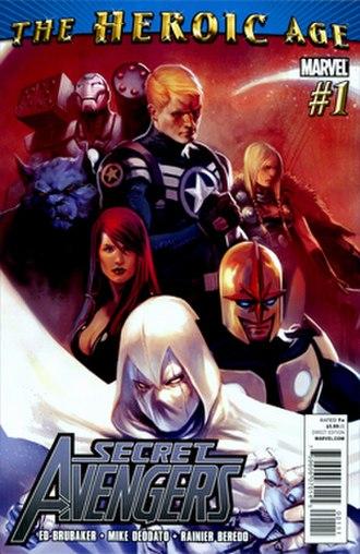 Secret Avengers - Image: Secret avengers